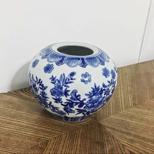 Other - Blue and White decorative Vase